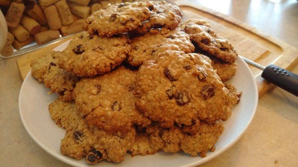 Oatmeal Raisin Cookies - Beth Warren the Baker
