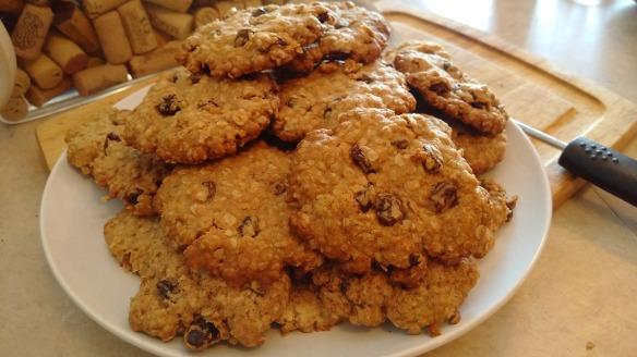 Oatmeal Raisin Cookies - Beth Warren the Baker