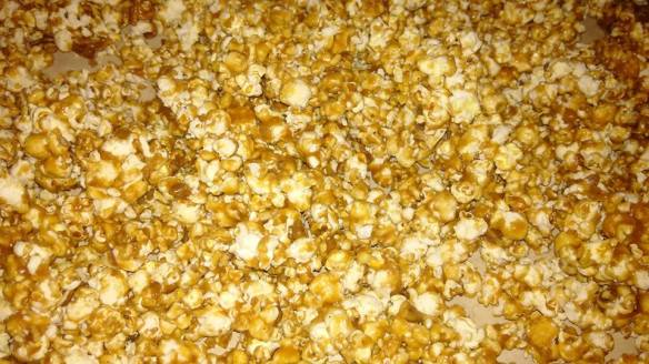 Caramel Corn - Beth Warren the Baker