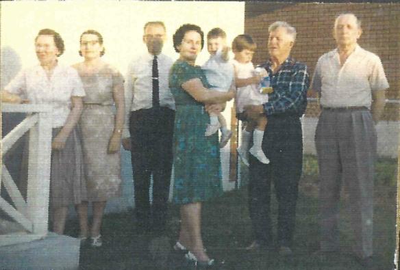 My grandparents - Beth the baker