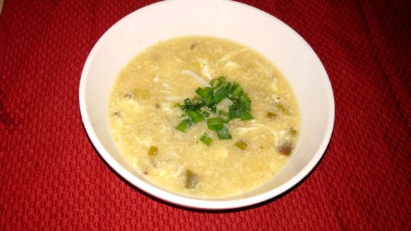 Hot and Sour Soup - Beth the Baker