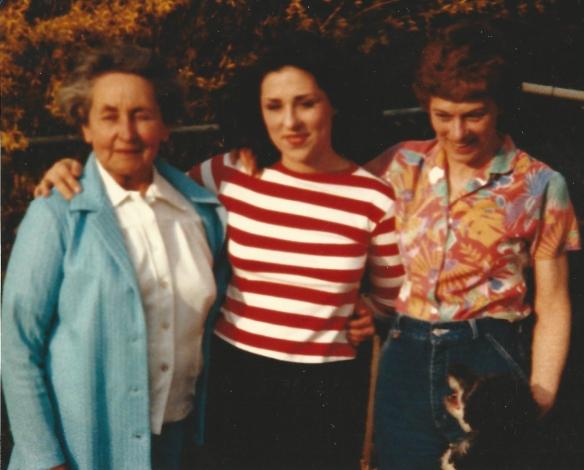 Grandma Mom and Me