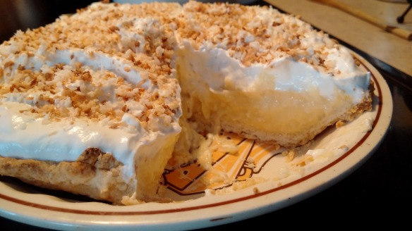 Coconut Cream Pie - Beth the Baker